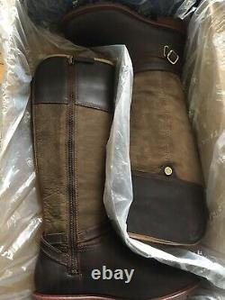 Ariat Carden H20 Waterproof Long Country / Walking / Riding Boots Size 4.5