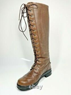 Ariat Coniston H2O Boots UK6.5 EU40 Brown Country Riding Leather (1018 B21)