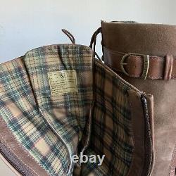 Ariat Coniston Long Leather Boots Size UK 6.5 Riding Or Country