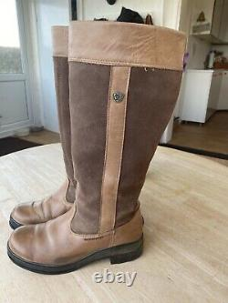 Ariat Country Yard Windermere II H20 Boots Size 6 Uk Medium Riding Muck Boots