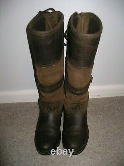 Ariat Langdale H2O Waterproof Ladies Country Riding Boots Java Brown Size 5 38