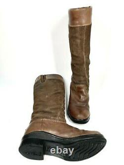 Ariat Windermere Country Boots UK4.5 EU37.5 Brown Equestrian Riding (1181 A5)