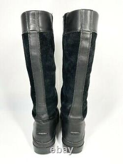 Ariat Windermere Country Boots UK5.5 EU38.5 Black Wide Calf Riding (1193 B24)
