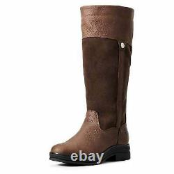 Ariat Windermere II H2O Boot Country & Riding Boot Brown Leather