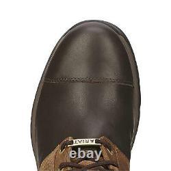Ariat Women's Berwick GTX Insulated Country Boot, Ebony, Size 7.0 SJKA