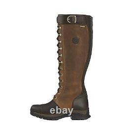 Ariat Women's Berwick GTX Insulated Country Boot, Ebony, Size 8.0 uYQG