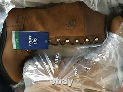 Ariat Wythburn H20 Country / Riding Boots Weathered Brown UK 6