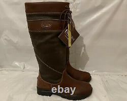 BROGINI Warwick Country Boots Riding Boot Womens Size 7 UK(S 41 euro)