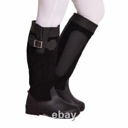 Bow & Arrow Parker Horse Riding Equestrian Outdoor Walking Suede Country Boots