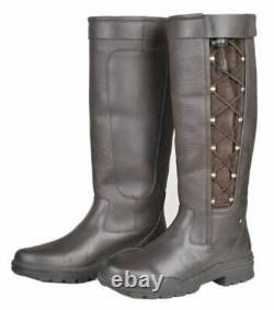 Bow and Arrow Milan Ladies Equine Waterproof Horse Riding Country Walking Boots