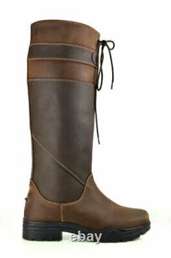 Brogini Ruscello Country Riding/yard Boots Size 7 Only