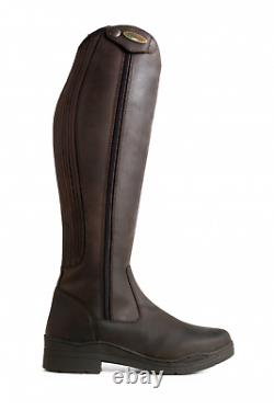 Brogini WB126 Monte Cervino Zipped Country Riding Boots