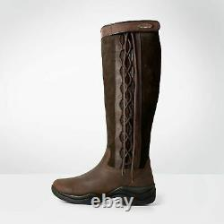 Brogini Winchester Country Boots Wide Size 40 (6.5) WB12540W
