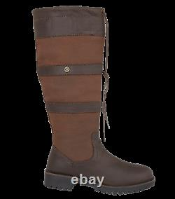 Cabotswood Amberley Ladies Womens Country Waterproof Riding Leather Horse Boots