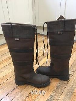 Cabotswood Amberley Waterproof Breathable Country Riding Walking Boots Size 6.5