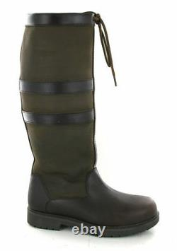 Cotswolds Lancaster Country Equestrian Waterproof Unisex Riding Boots EU37-46