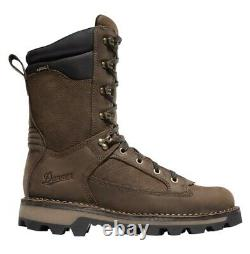 Danner Powderhorn 10 Gore-Tex Hunting Boots Brown 43141 Mens Size 9 D New