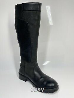 Dubarry Clare Country Boots UK4 EU37 Black Riding (Ref 915 SL SRB)