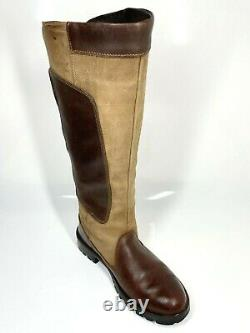 Dubarry Clare Country Boots UK6.5 EU40 Brown Riding Equestrian (1201 A4)