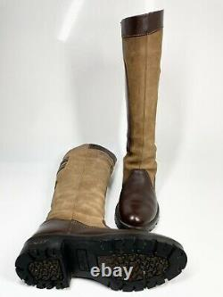 Dubarry Clare Country Riding Boots UK4 EU37 Brown (1123 C1)