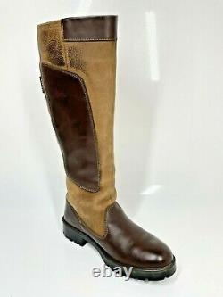 Dubarry Clare Country Riding Boots UK4 EU37 Walnut Brown (1123 C1)