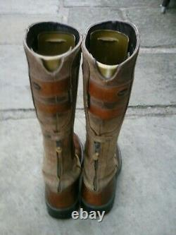 Dubarry Clare Goretex Lined Country Riding Boots Size UK 5 EU 38 VGC