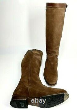 Dubarry Limerick Country Gore-Tex Boots UK6 EU39 Brown Suede Riding (1188 SRB)