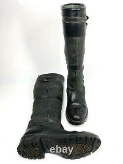 Dubarry Longford Country Boots UK5 EU38 Black Riding Equestrian (1205 B24)