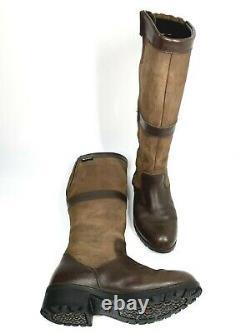 Dubarry Sligo Country Boots UK6 EU39 Gore-Tex Walnut Brown Riding (1309 B16)