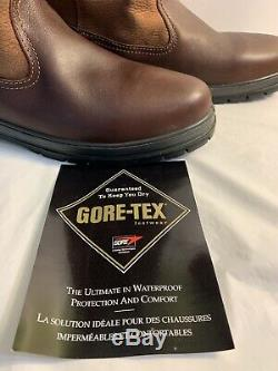 Dubarry of Ireland Galway Walnut GORE-TEX leather Country tall boot 44/ 10 mens
