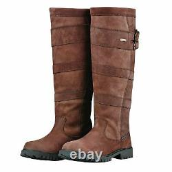 Dublin Darent Unisex Dog Walking Waterproof Horse Riding Stable Country Boots