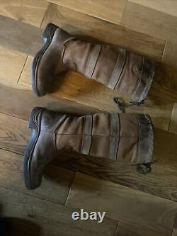 Dublin Leather River Boots III Size 6 Regular Calf Country/Yard Horse Riding
