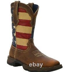 Durango Ladies Rebel Patriotic Pull On Boot RD4414 New