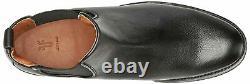 FRYE Men's Country Chelsea Boot, Black, Size 9.5 4lzy