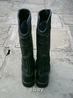 Fabulous Dubarry Clare Goretex Lined Country Riding Boots Size UK 4 EU 37 VGC
