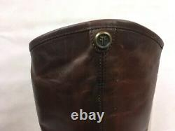 Frye Redwood Extended Melissa Button Boots Womens 7M 3475448 New In Box