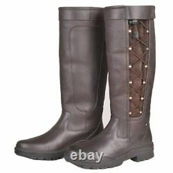 HKM Madrid Boots Winter Waterproof Stable Yard Horse Riding Country Walking