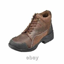 Harry Hall Outland Riding Equestrian Country Walking Endurance Boots waterproof