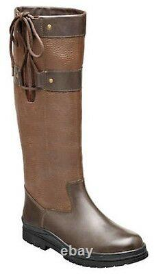 Harry Hall Yale Leather Country Riding / Walking Boots