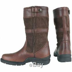 Horka York Ladies Mesh lining Short Country & Walking Horse Riding Outdoor Boots