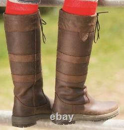 Horseware Country Boot WATERPROOF & BRETHABLE Riding Country Dog Walking Boots A