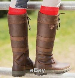 Horseware Long Country Boot Waterproof Country Boots, Walking, Riding, Yard