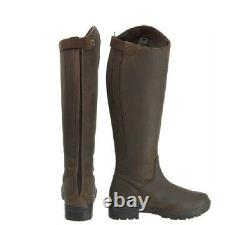 HyLand Waterford Winter Country Riding Boots Adult Size 4
