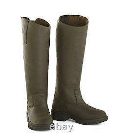 Just Togs Montery Waterproof Country Yard Riding Boots
