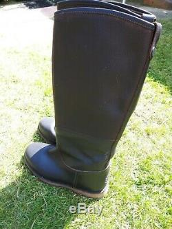 Kinpurnie Country/Horse Riding Boots Dark Brown UK 7- Worn once. VGC