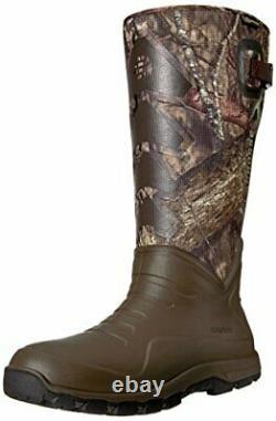 LaCrosse Men's Aerohead Sport Snake Boot 17 Mossy Oak Break-Up Country Hunting