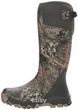 LaCrosse Men's Alphaburly Pro 18 Hunting Shoes Mossy Oak Break up Country 14