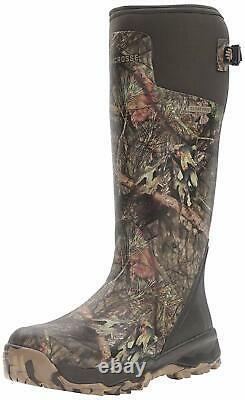 LaCrosse Men's Shoes Alphaburly Pro 18'' Almond Toe Knee, MultiColor, Size 8.0 K