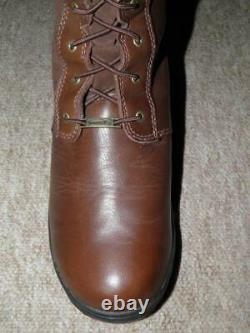 Ladies Ariat Coniston Waterproof Insulated Country/Riding Boots In Brown UK 8.5