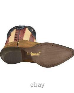 Laredo Women's Keyes Stars and Stripes Cowgirl Boot Snip Toe 52165